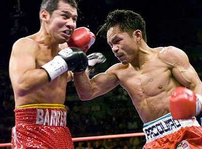barrera vs pacquiao