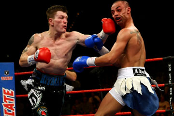 malignaggi vs hatton