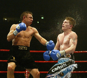 Tszyu vs Hatton